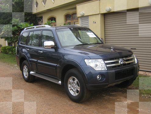 Picture of 2006 Mitsubishi Montero Limited 4WD, exterior