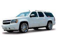 2010 Chevrolet Suburban Picture Gallery