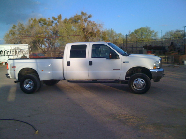 Picture of 2003 Ford F-350 Super Duty XLT Crew Cab SB, exterior, gallery_worthy
