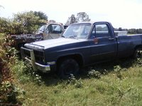 1982 GMC Sierra Picture Gallery