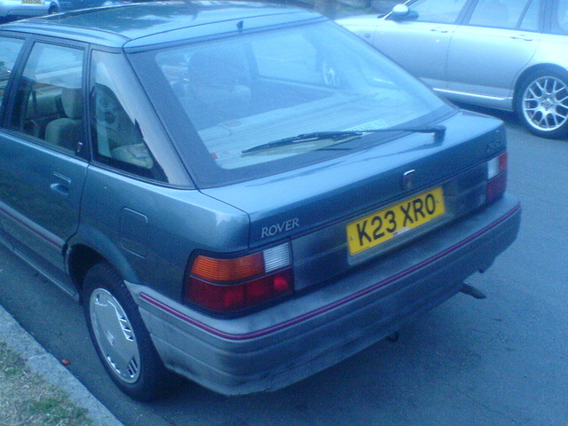 Picture of 1992 Rover 200