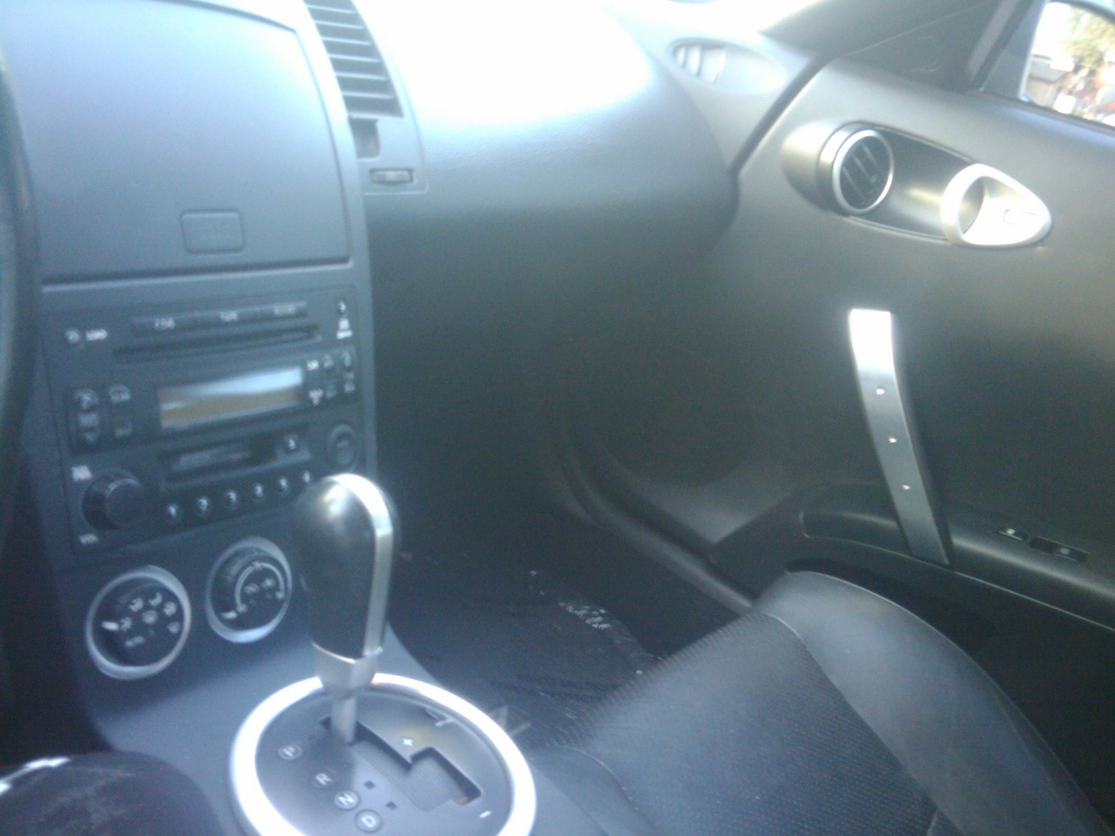 Sunny King Ford >> 2003 Nissan 350Z - Interior Pictures - CarGurus