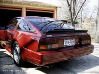 1986 Nissan 300ZX, Turbo, exterior, gallery_worthy