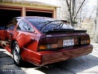 1986 Nissan 300ZX, Turbo, exterior