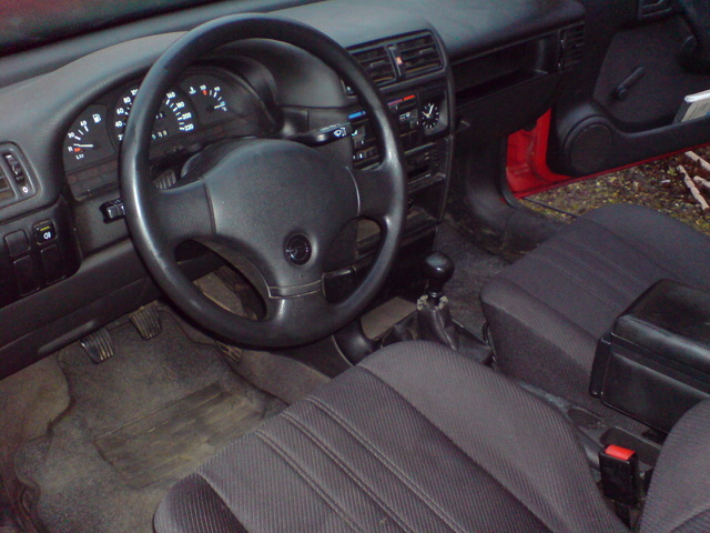 Picture of 1991 Opel Vectra, interior, gallery_worthy