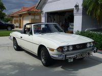 1973 Triumph Stag Overview
