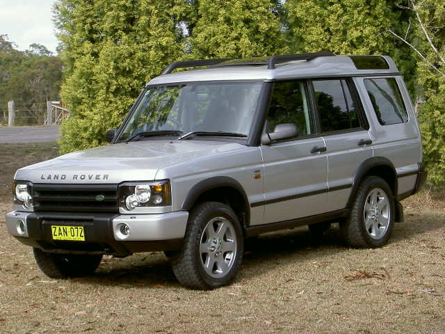Picture of 2004 Land Rover Discovery S