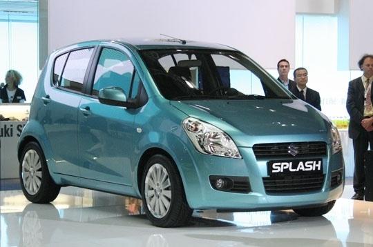 Picture of 2008 Suzuki Splash, gallery_worthy