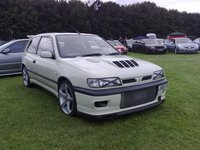1991 Nissan Pulsar, My Pulsar GTi-R at Trax 09, gallery_worthy