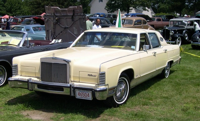 1978 Lincoln Continental Other Pictures Cargurus