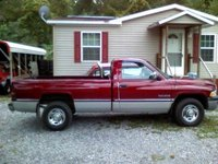 Picture of 1995 Dodge Ram 2500 Laramie SLT Standard Cab LB, exterior, gallery_worthy