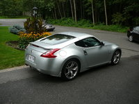 Picture of 2009 Nissan 370Z Touring, exterior, gallery_worthy