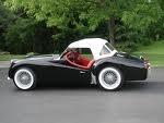 1955 Triumph TR3 Overview