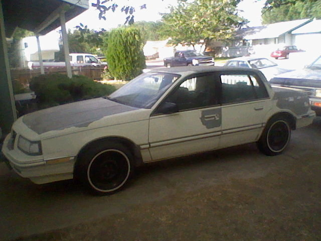 Picture of 1990 Buick Skylark Custom Sedan
