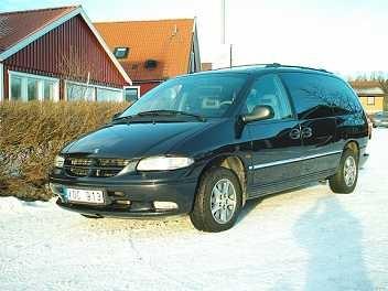 Picture of 2000 Chrysler Grand Voyager 4 Dr SE Passenger Van Extended