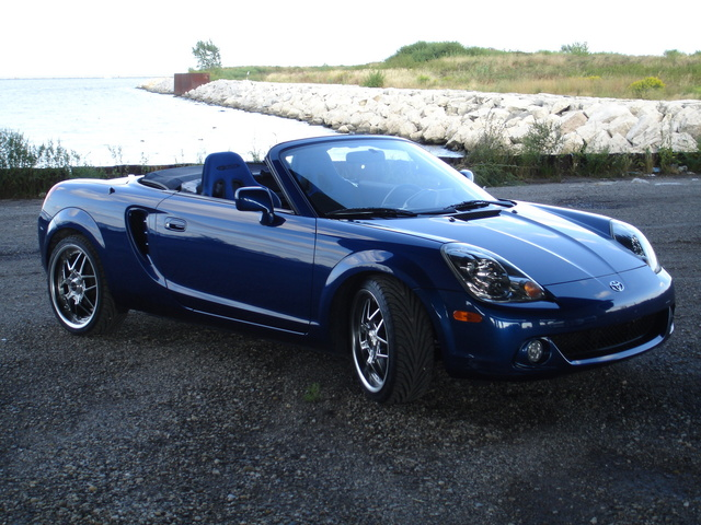 2005 Toyota MR2 Spyder 2 Dr STD Convertible, ^^, exterior, gallery_worthy
