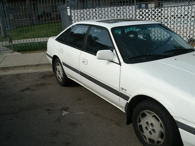 Picture of 1991 Mazda 626 GT Turbo Hatchback, exterior, gallery_worthy
