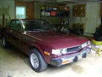 Picture of 1976 Toyota Celica ST coupe, exterior