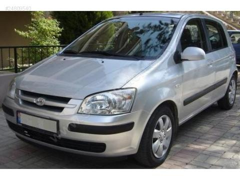 Picture of 2006 Hyundai Getz