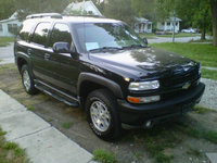 2002 Chevrolet Tahoe Overview