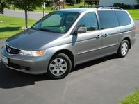 2002 Honda Odyssey Picture Gallery