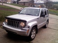 2008 Jeep Liberty Limited 4WD, My 2008 jeep liberty, exterior