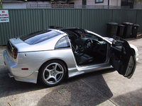Picture of 1992 Nissan 300ZX 2 Dr Turbo Hatchback, exterior, interior