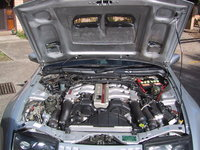 Picture of 1992 Nissan 300ZX 2 Dr Turbo Hatchback, engine