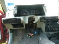 1990 Chevrolet Corsica 4 Dr LTZ Sedan, se me a roto  una parte de la cana osea donde va el timon o bolante y necesito conseguir la base para poder arreglar mi carro, interior