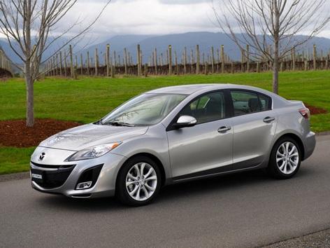Picture of Mazda MAZDA3