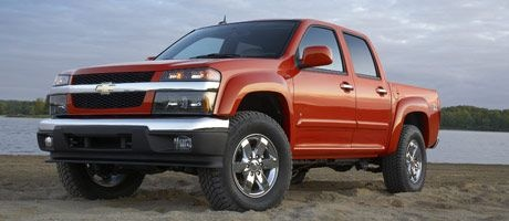 Picture of 2010 Chevrolet Colorado Work Truck Ext. Cab, exterior