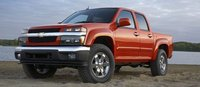 2010 Chevrolet Colorado Work Truck Ext. Cab picture, exterior