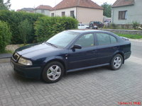 Picture of 2002 Skoda Octavia, exterior