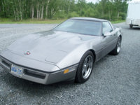 1985 Chevrolet Corvette Coupe, My 1985 Chevrolet Corvette, exterior