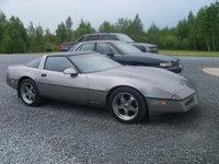 1985 Chevrolet Corvette Coupe, Love my car! <3, exterior