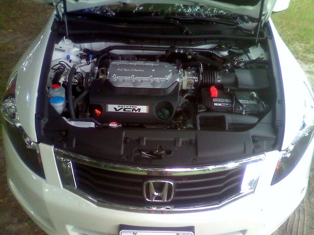 Picture of 2010 Honda Accord EX-L V6, engine