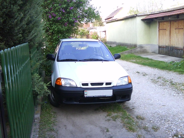 Picture of 1999 Suzuki Swift, exterior, gallery_worthy