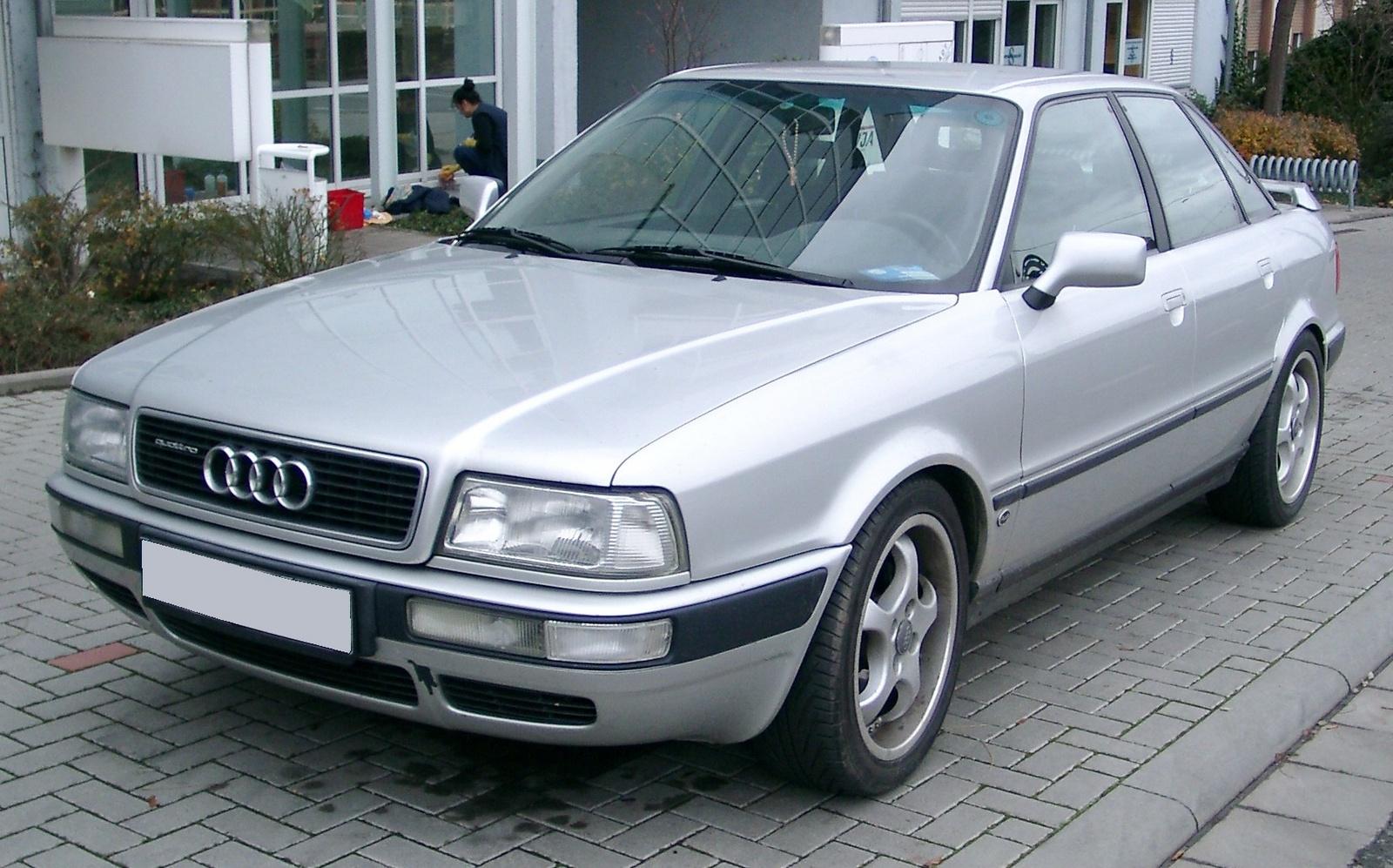 Picture of 1991 audi 80 quattro exterior