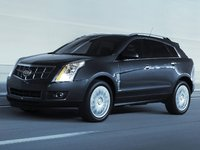 2011 Cadillac SRX, Copyright GM Corp., exterior, manufacturer, gallery_worthy