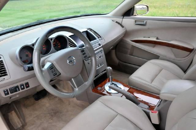 2006 Nissan Maxima Interior Pictures Cargurus