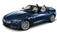2011 BMW Z4, front three quarter view , manufacturer, exterior