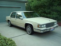 Picture of 1987 Cadillac DeVille, exterior