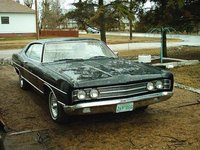 My 1969 Ford Galaxie 500, exterior