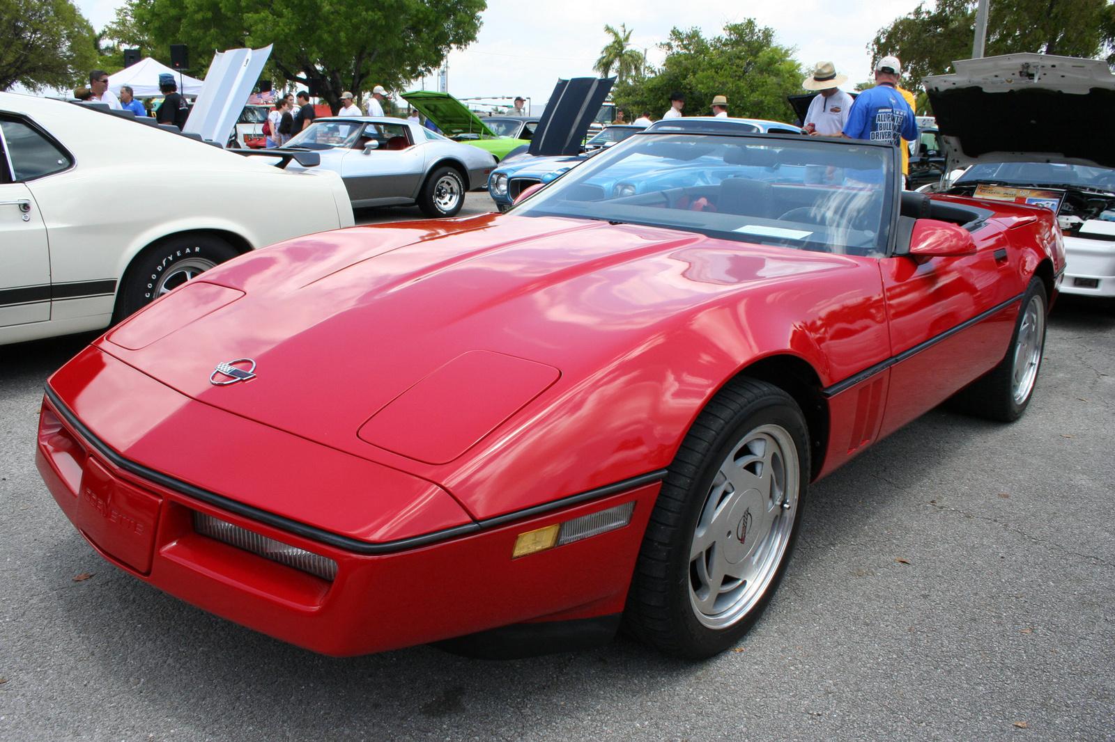 1990 Chevrolet Corvette Pictures Cargurus