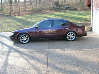 1998 Nissan Maxima GXE, Clean on a Cold Day!!, exterior, gallery_worthy