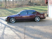 1998 Nissan Maxima GXE, Clean on a Cold Day!!, exterior