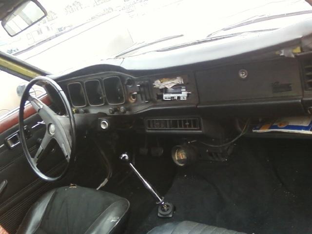 1970 Toyota Corona, toyota corona deluxe 1970, interior