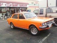 1970 Toyota Corona, toyota corona deluxe 1970, exterior