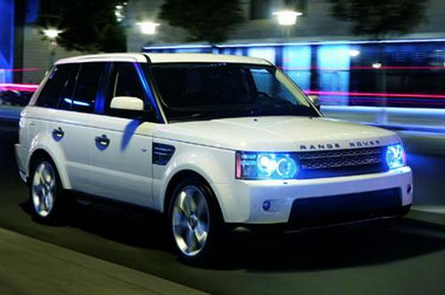 2006 Land Rover Supercharged Range Rover. 2009 Land Rover Range Rover