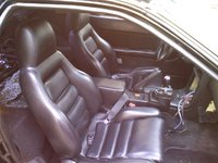 Picture of 1990 Mazda RX-7 Turbo, interior